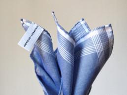 mouchoir bleu simonnot godard