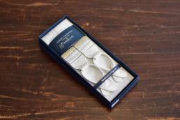 bretelles blanches de smoking