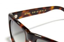 lunettes de soleil kirk originals modele kirven tortoise
