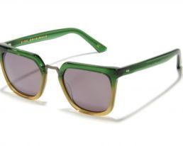 lunettes de soleil vertes modele james