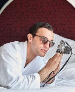 lunettes de soleil kirk originals modele parker