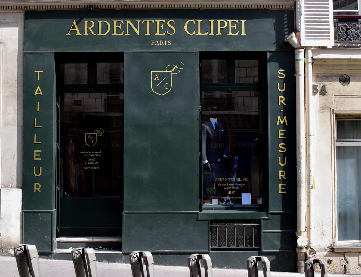 boutique ardentes clipei