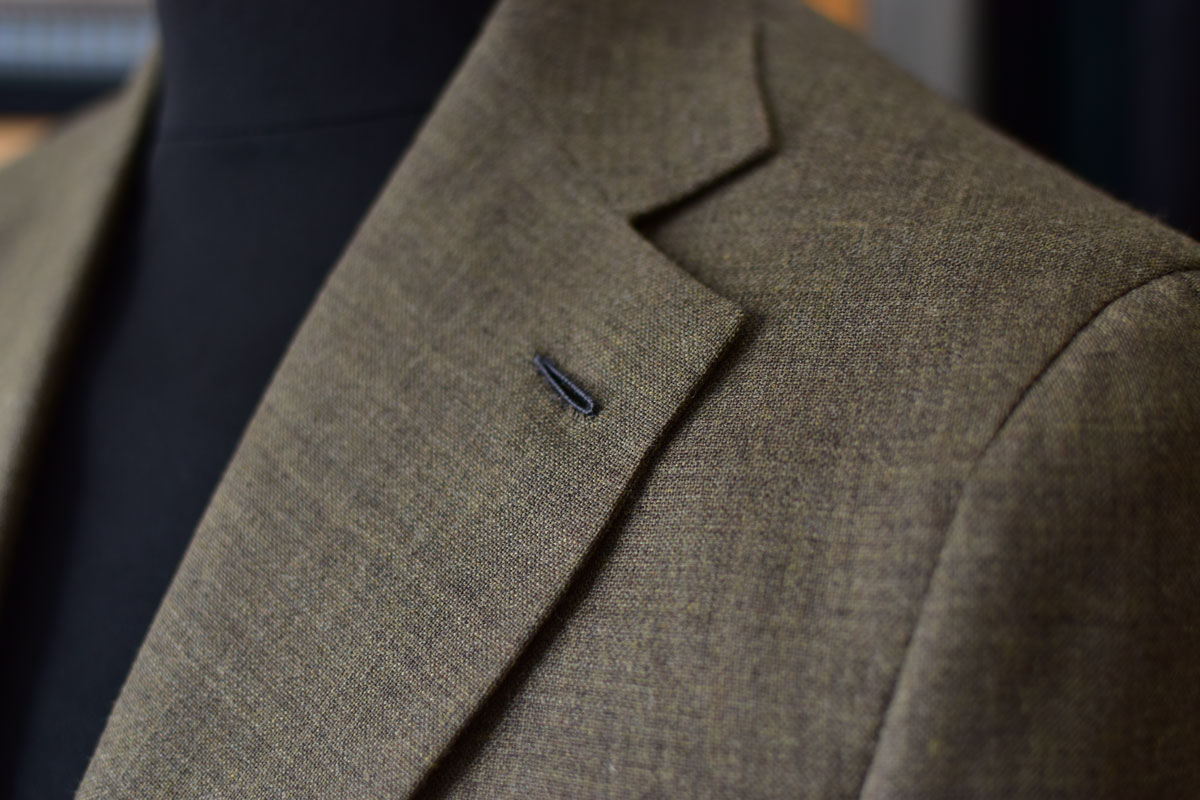 milanaise milanese buttonhole