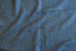 echarpe reversible bleu floral et gris-1