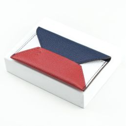 Etui_cartes_Visite_Enveloppe_Tricolore_France_Pichet_Paris_1
