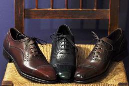 souliers galea bespoke