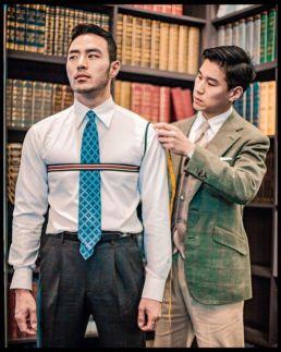 ascottage geoffrey shin tailor